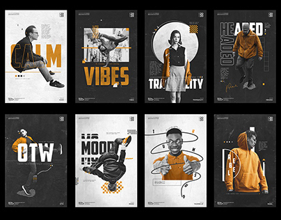 Poster Designs - Vol. 1