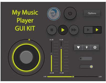 Music GUI Kit