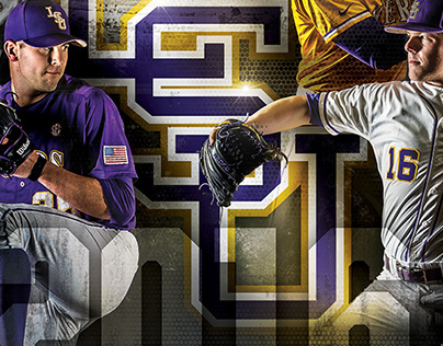 2016 LSU Posters