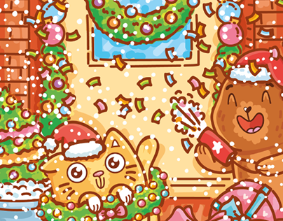 Holidays! stickers for iMessage
