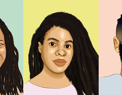 Black Studies Portraits
