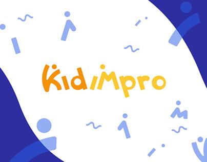 KidiMpro | Visual Identity