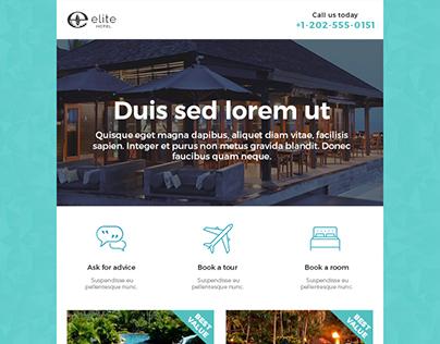 Elite Hotel NewsLetter