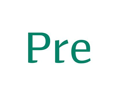Preto Semi (+ 1 free font)