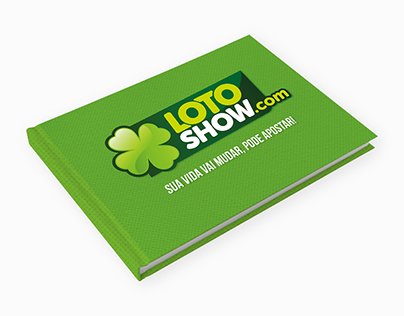 Livro book LotoShow