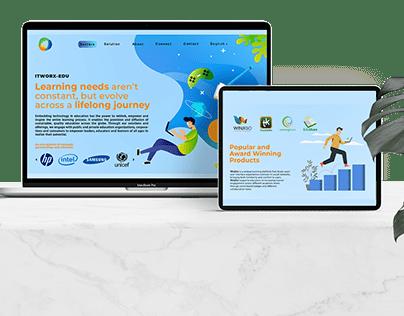 ITWORX EDU - Website