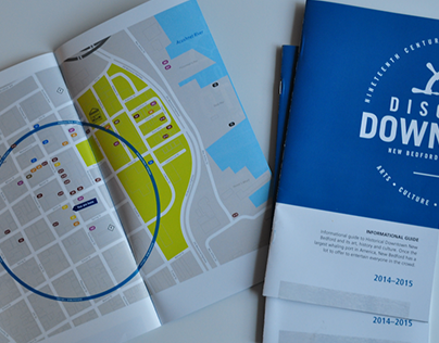 DISCOVER DOWNTOWN: Informational Guide