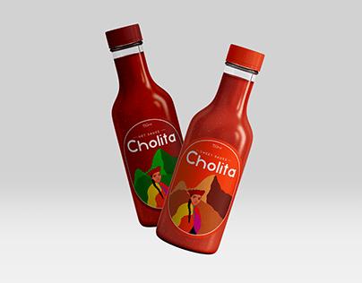 Cholita -Hot Sauce-