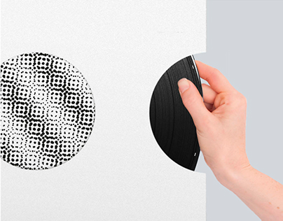 Interactive Vinyl Cover