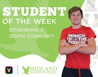 Student of the Week Campaign