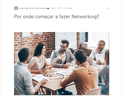 Textos sobre Networking