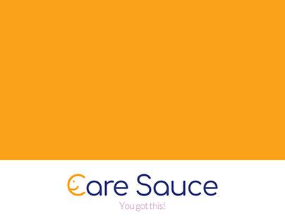 Care Sauce // Branding