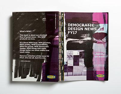 IKEA News Book