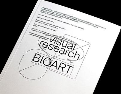 BIOART visual research
