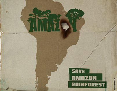 Save Amazon Rainforest