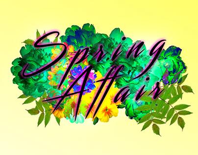 Spring Affair Fashion Show
