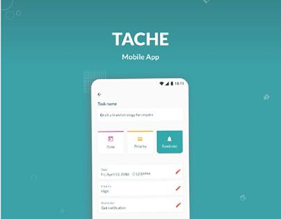 Tache Mobile App - A Case Study