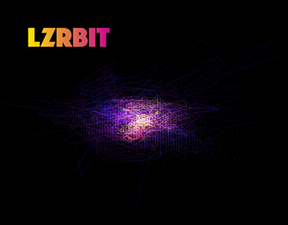 LZRBIT - Galaxy Painter App