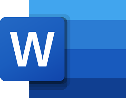 Layout in Microsoft Word