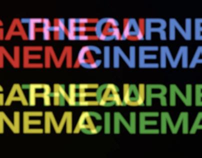 The Garneau Cinema Rebrand – Bumpers