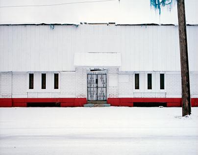 Detroit Winter