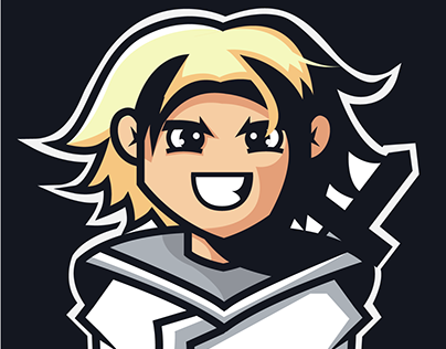 Mascot Logo MasteerXd
