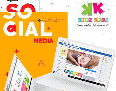KIDS KARE | SOCIAL MEDIA ART DIRECTION