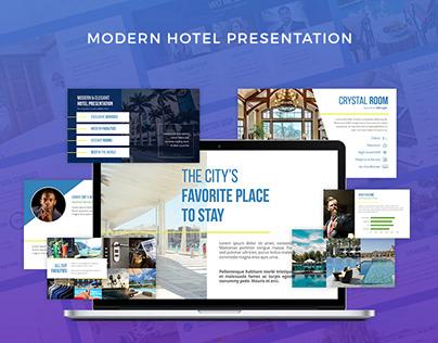 Hotel Presentation Template Download