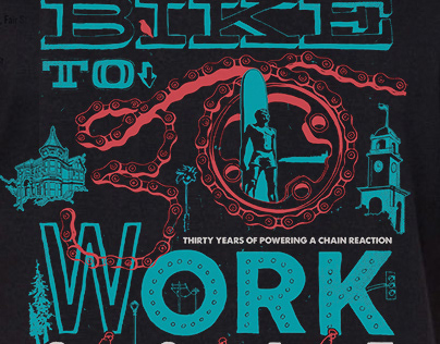 30 Year Anniversary for Bike to Work, Santa Cruz County