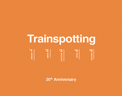 - TRAINSPOTTING -