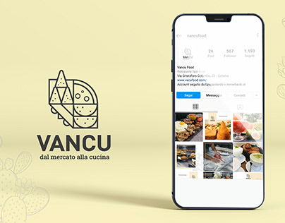 VANCU FOOD - Social media plan