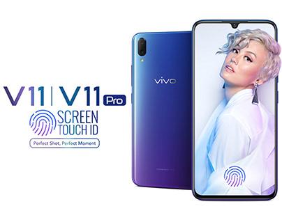 vivo V11   V11 Pro Indonesia