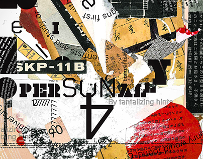 Type Collages