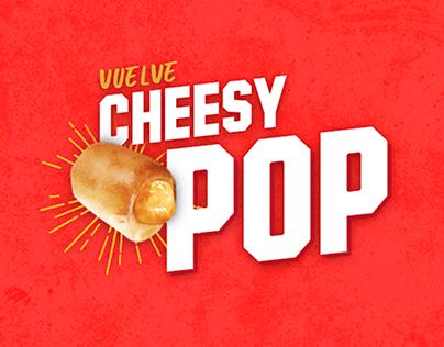 VUELVE CHEESY POP