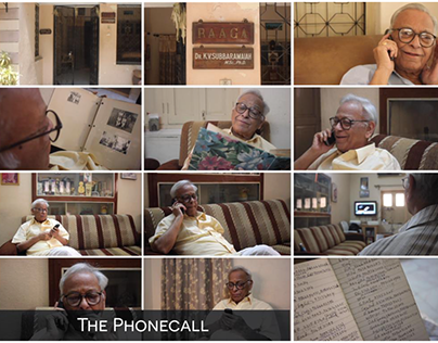 The Phonecall, and other short films