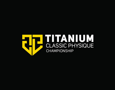 Titanium Classic Physique (Season Two) - Brand Identity