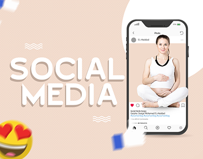 Social Media Design | For clinic Obstetrics&Gynecology