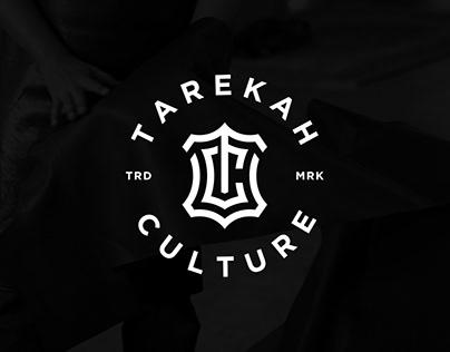 Tarekah Culture Leather Brand Identity Design