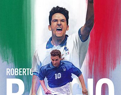 Roberto Baggio: Il Divin Cordino