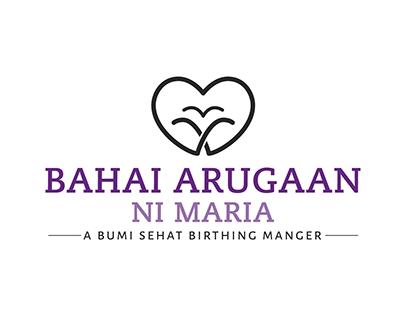 Bahai Arugaan Ni Maria Corporate Identity