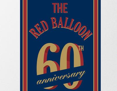 Red Ballon 60th Anniversary