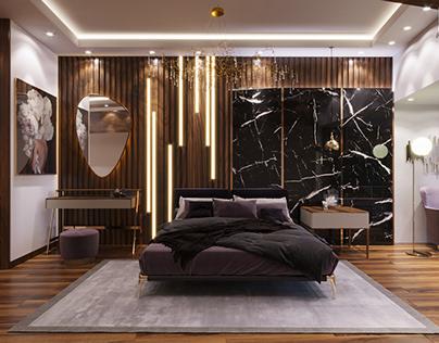 Luxury Modern Bedroom Design