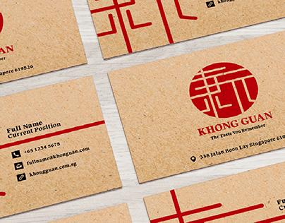 Khong Guan: A Rebranding Project