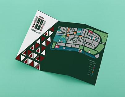 (Brochur Map) for حي كوم الدكة
