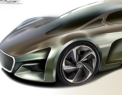 2030 BUICK CONCEPT VEHICLE