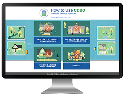 HUD: How to Use CDBG for Public Service Activities