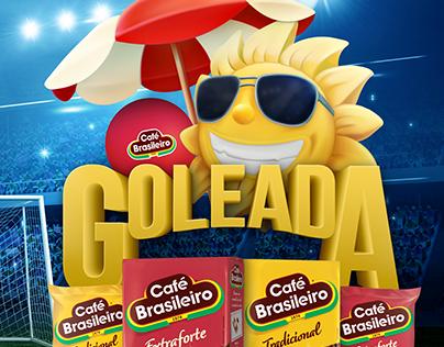 Ação Promocional Café Brasileiro