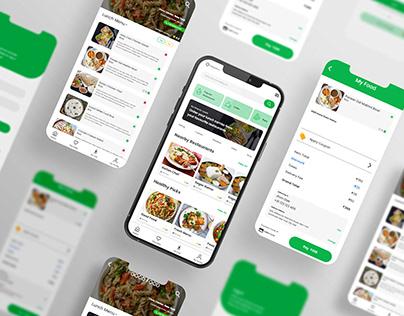 Food Delivery App | UI/UX Design
