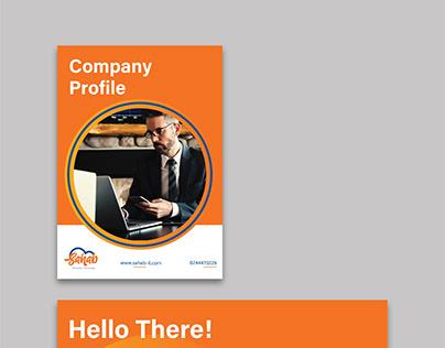 Sahab Company Profile