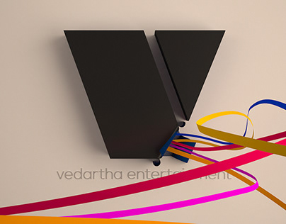 Vedartha Entertainment - Logo Packaging